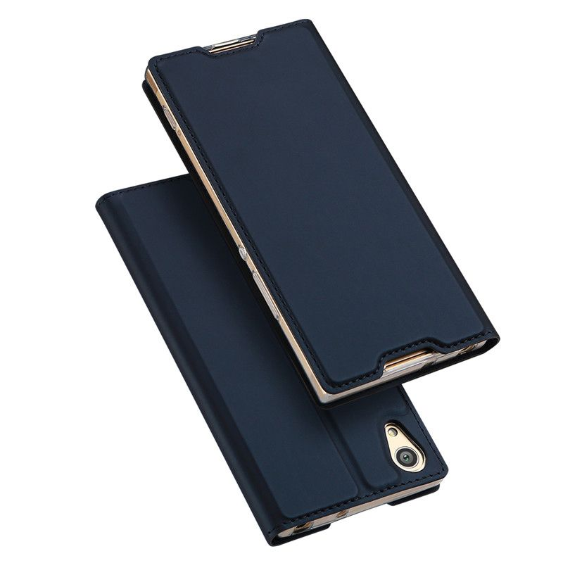 Flip Cover For Sony Xperia XA1 Plus Case PU Leather Card Slot Stand Wallet For Sony Xperia XA1 Ultra XA 1 Plus L1 Phone Cases