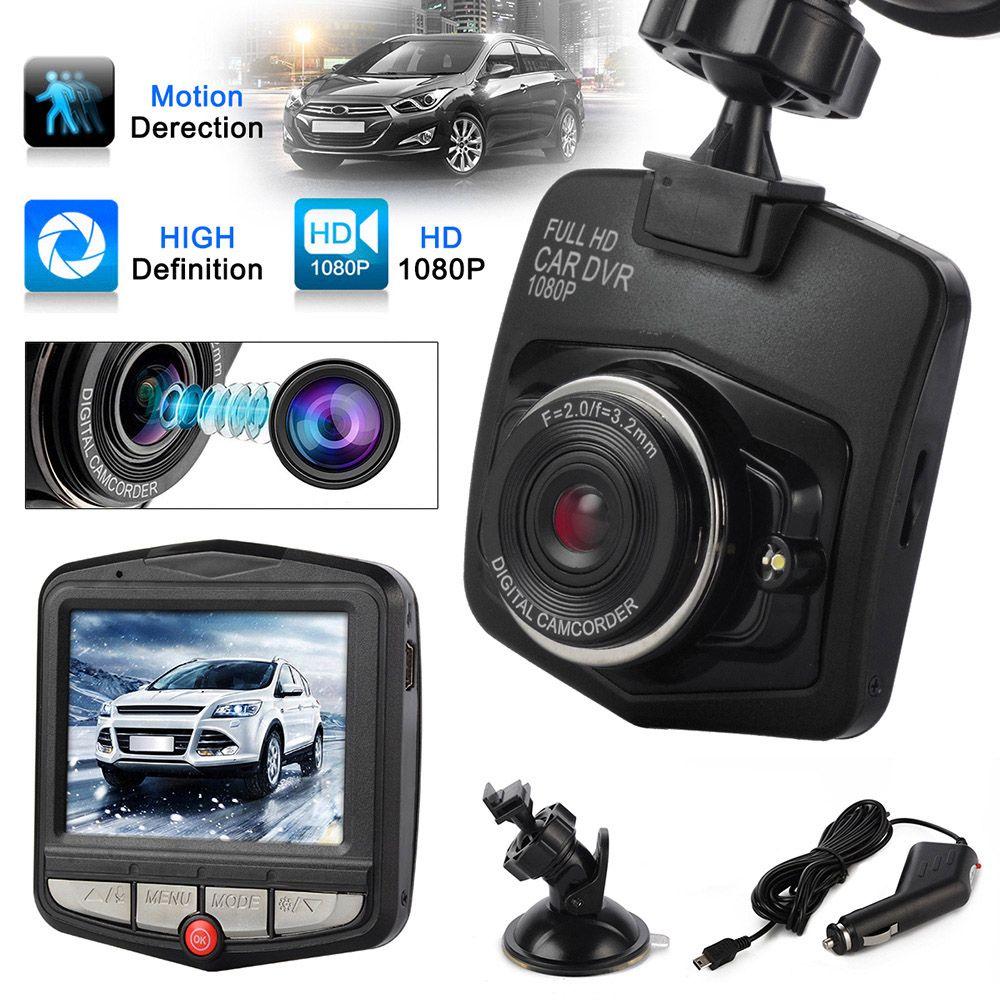 2017 Date Mini Voiture DVR Caméra GT300 Caméscope 1080 P Full HD Vidéo Registrator Parking Enregistreur g-sensor Dash Cam CY737-CN