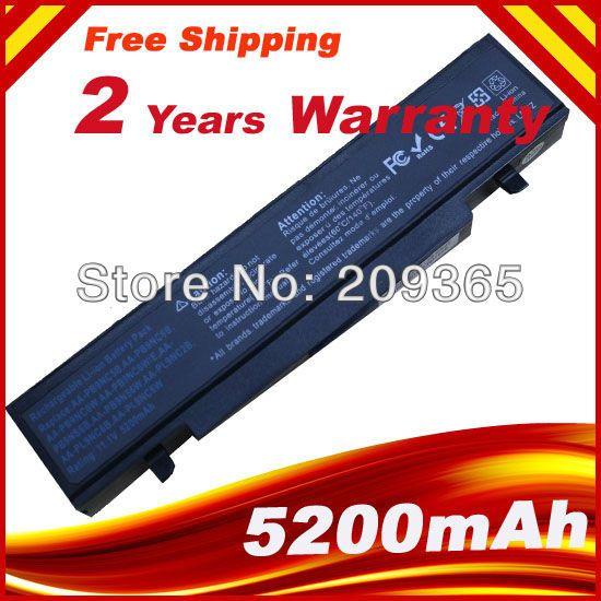 AA-PB9NC6W AA PB9NC6B AA-PB9NS6B batterie für Samsung RC510 RC530 RC710 RF411 RF510 RV410 RV411 RV415 RV510 RV508