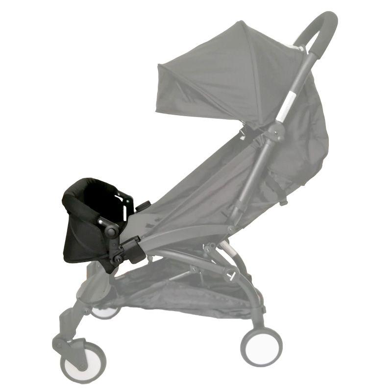 Poussette rotation Armest et poche pied Extension pour Babyzen Yoyo yoya babytrône poussette repose pied bébé poussette accessoires
