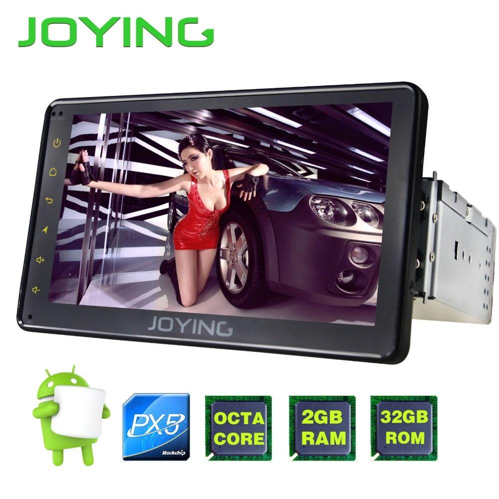 JOYING 2GB PX5 Octa Core Android 8.0 Single 1 DIN 7
