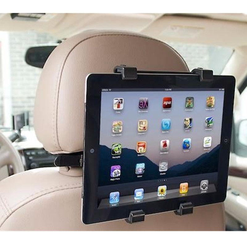Support pour voiture tablette support siège arrière appui-tête support de montage pour iPad Xiaomi Samsung tablette universelle PC GPS sur accessoires de voiture