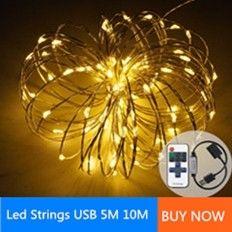 LED STRINGS USB