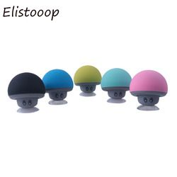 Mini Mushroom Speaker  Wireless Bluetooth 4.1 Speaker MP3 Player with Mic Portable Stereo Blutooth For Mobile Phone