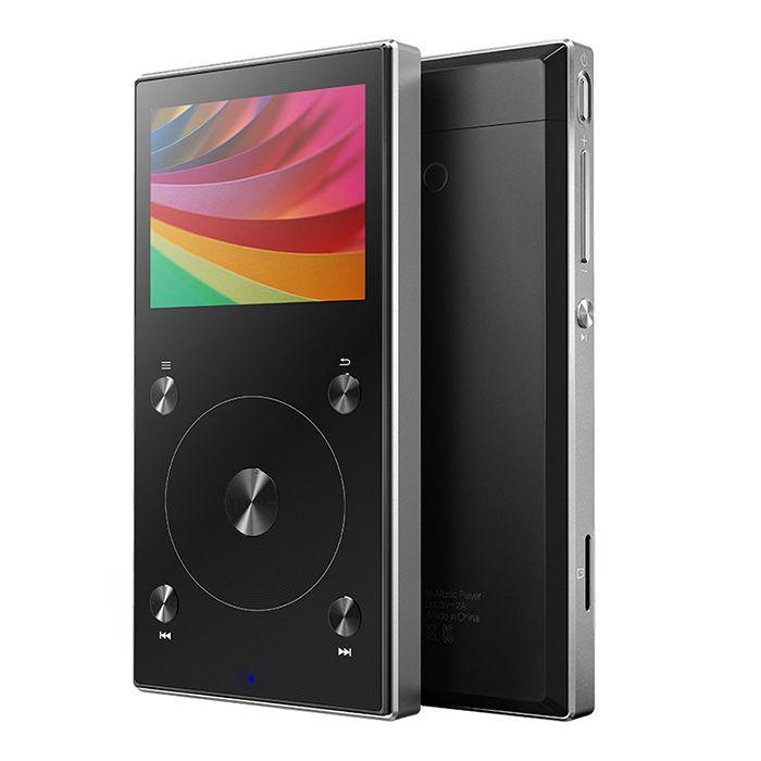 FIIO X3 Mark III Salut-Résolution Audio Équilibrée Bluetooth 4.1 DSD DAC Portable Haute Résolution sans perte MP3 Musique Lecteur X3III X3 III