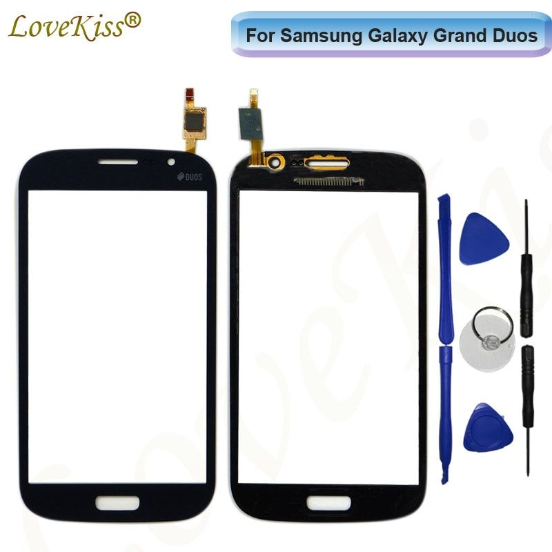 For Samsung Galaxy Grand Duos i9060 Plus i9060i i9062 GT i9082 i9080 Neo Touch Screen Sensor Panel Digitizer LCD Display Glass