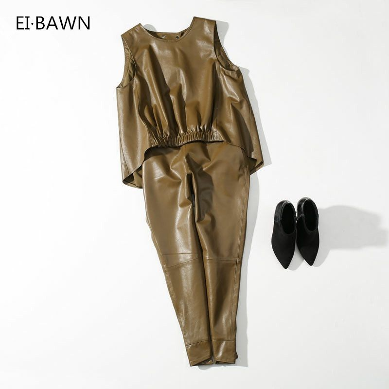 2018 New Spring Female Sheepskin Vest Split Short Waistcoat Pure Genuine Leather Casual Fur Coat Fashion Women's Coat Fashion