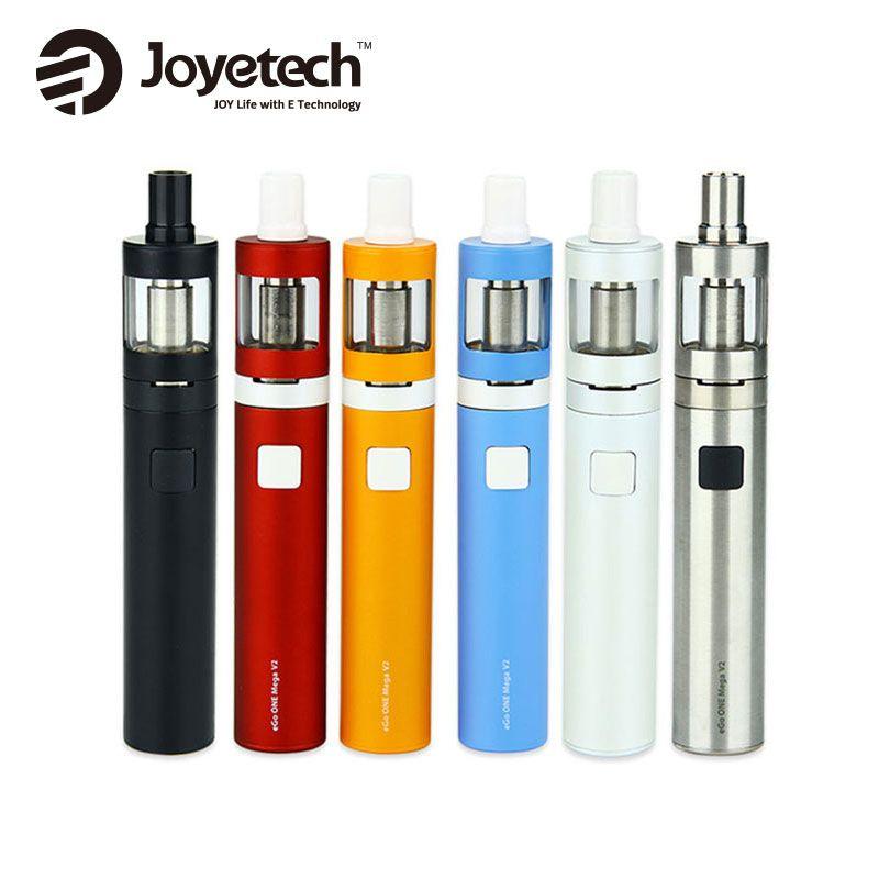 Hot sale Joyetech eGo ONE Mega Electronic Cigarette Kit/2300mAh Battery/Dual Circuit Protection/100% Pure Cotton