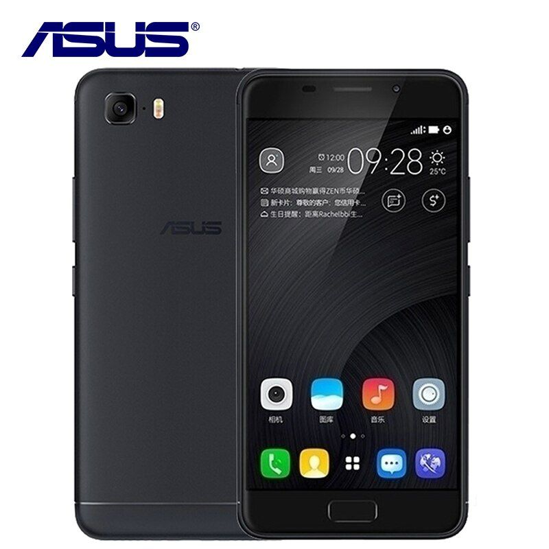 New ASUS Zenfone Pegasus 3s Max ZC521TL 3G RAM 32G ROM 5.2inch Android 7 Fingerprint 13MP 5000mAh 4G LTE Octa Core Mobile phone
