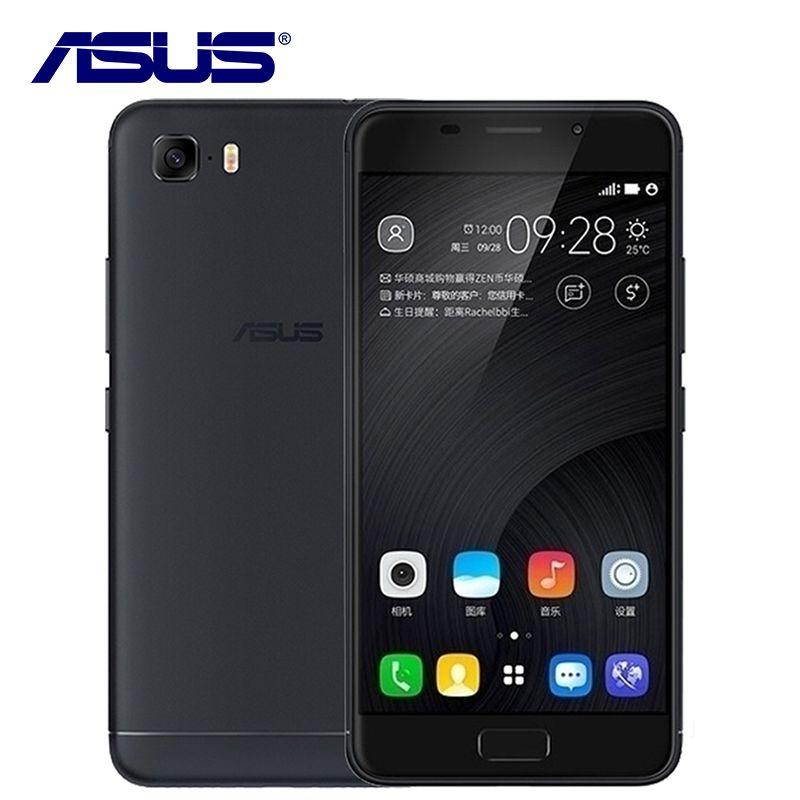 New ASUS Zenfone Pegasus 3s Max ZC521TL 3G RAM 32G ROM 5.2inch Android 7 Fingerprint 13MP 5000mAh 4G LTE Octa Core Mobile phone
