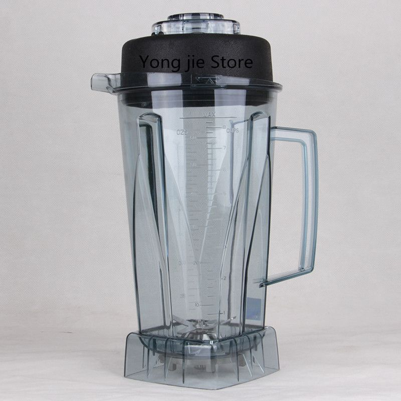 TWK-767 TM-800 767 800 Omniblend Blender Mixer Container Jar Jug Pitcher Cup bottom with blades lid Upper body cup kit