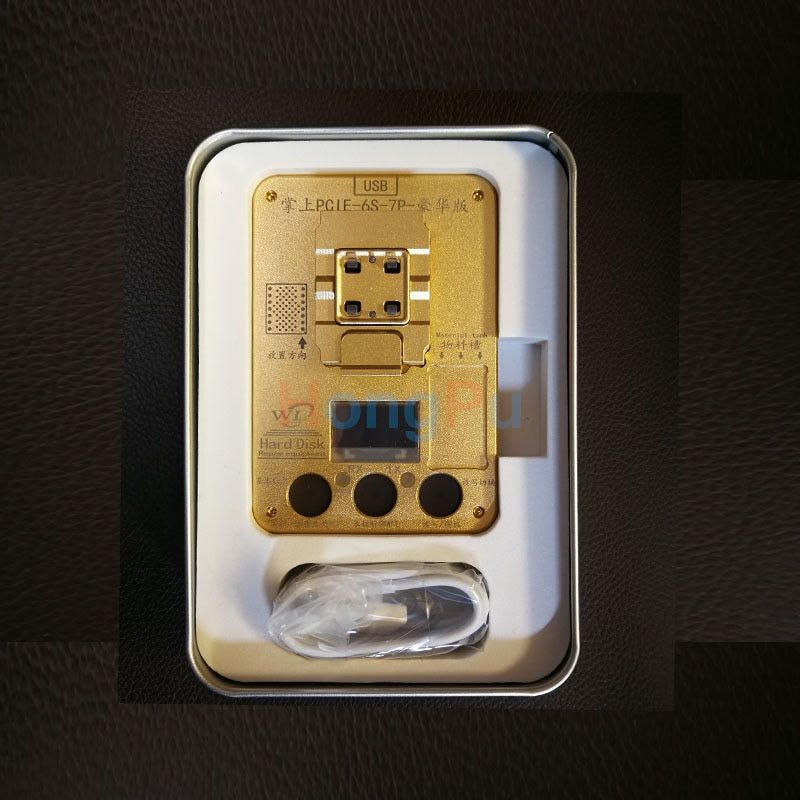 2018 Newest WL PCIE NAND Programmer for iPhone 7 7plus 6S 6s plus ios11 Pro HDD Serial Number SN Tool Pro icloud ios 11