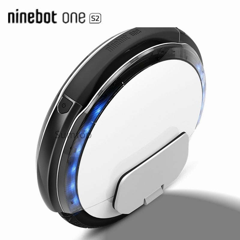 original Ninebot one S2 smart single one wheel scooter electric self balance monowheel hoverboard skateboard UL2272 unicycle