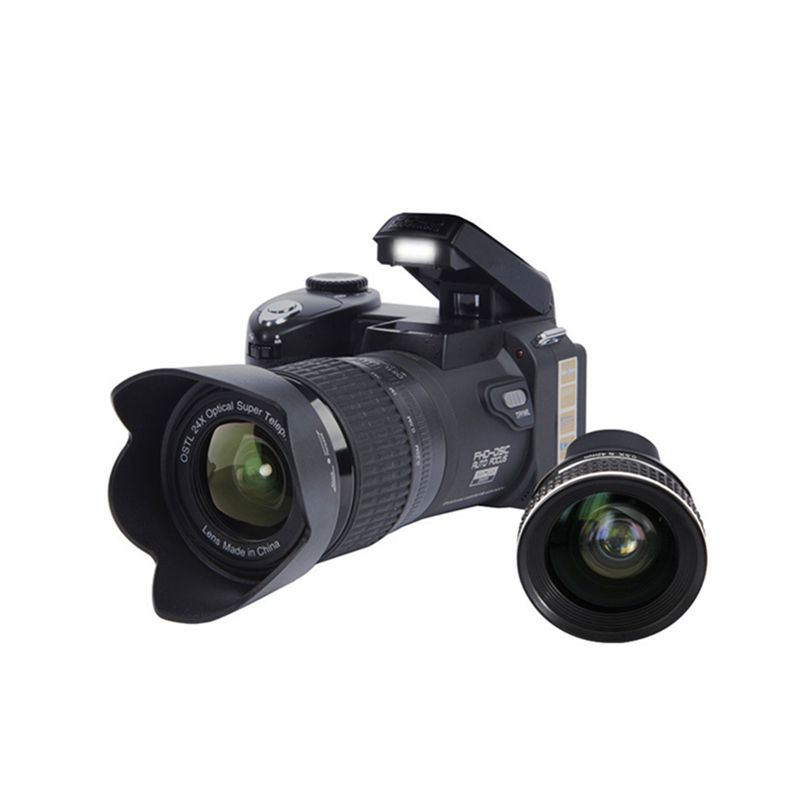 Ordro D7100 Digital Camera 33 Million Pixel Auto Focus Camera Professional SLR Video Camera 24X Optical Zoom HD LED Headlamps