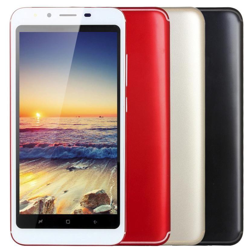 Telefone 5,0 Ultradünne Android6.0 Octa-Core 512 mb + 4 gb GSM 3g WiFi Dual SIM Dual kamera Smart Handy Dropship 18JUL24