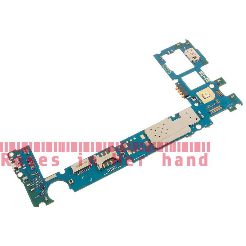LOVAIN Full Working Original Unlocked For Samsung Galaxy J7 2016 J710F Motherboard Logic Mother Board MB Plate