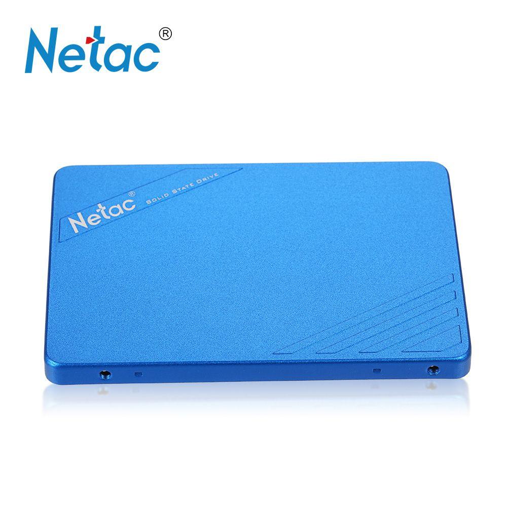 Netac Digitale N500S 320 gb Festplatte SSD drive 2,5 zoll SATAIII 500 mb/s High Speed SSD Interne Solid State stick Flash Neue ssd