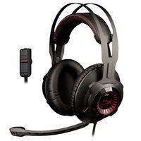 Kingston HyperX Cloud revólver auriculares de calidad de estudio de sonido te permite escuchar más de juego de auriculares para FPS