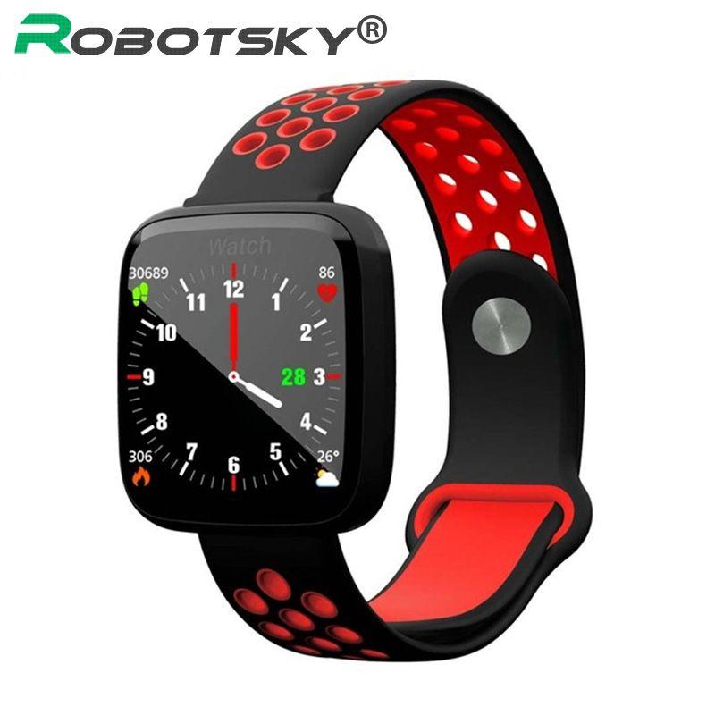 F15 Bluetooth smart bracelet heart rate blood pressure oxygen Monitor fitness machine alarm message reminder for xiaomi mi3