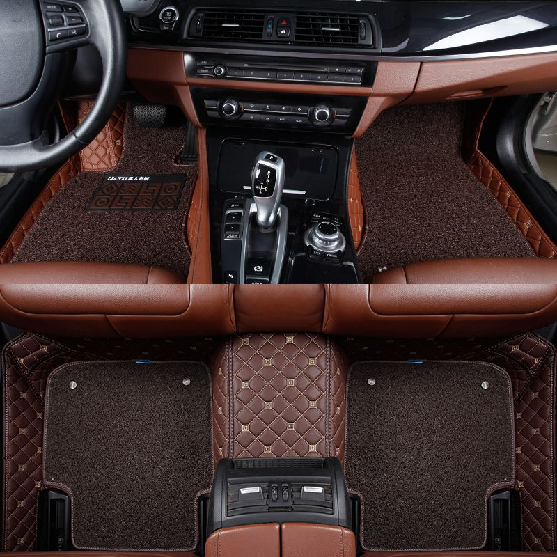 car floor mats for hover H1 H2 H3 H5 H6 H8 H9 M1 M2 M4 car accessorie car styling Custom car floor mats Black/Gray/Blue/Beige