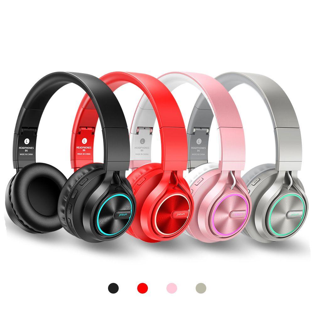 Casque Bluetooth pour iPhone 7 pour TV MP3 casque sans fil avec micro pour fille casque Bluetooth écouteurs auriculares