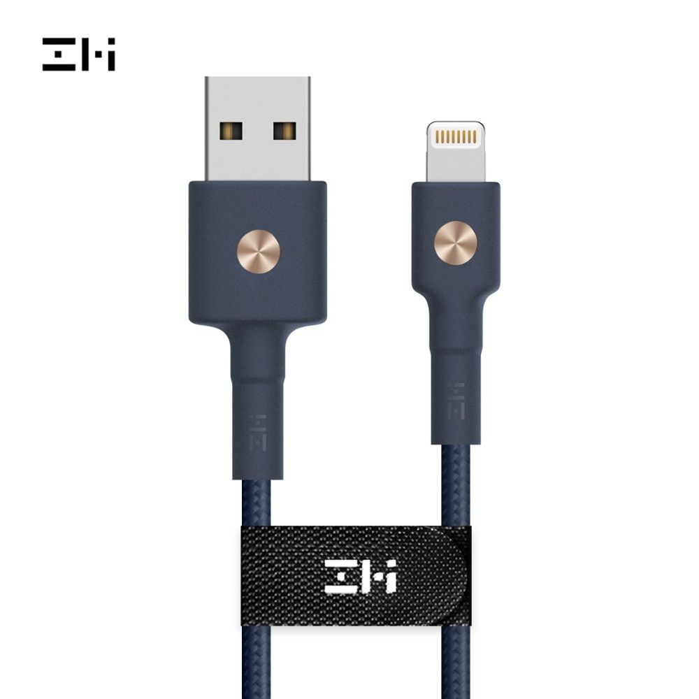 ZMI AL803 AL833 AL823 Premium to USB Cable MFi Certified, PP Braided Sleeve for Charging and Data Sync magnetic