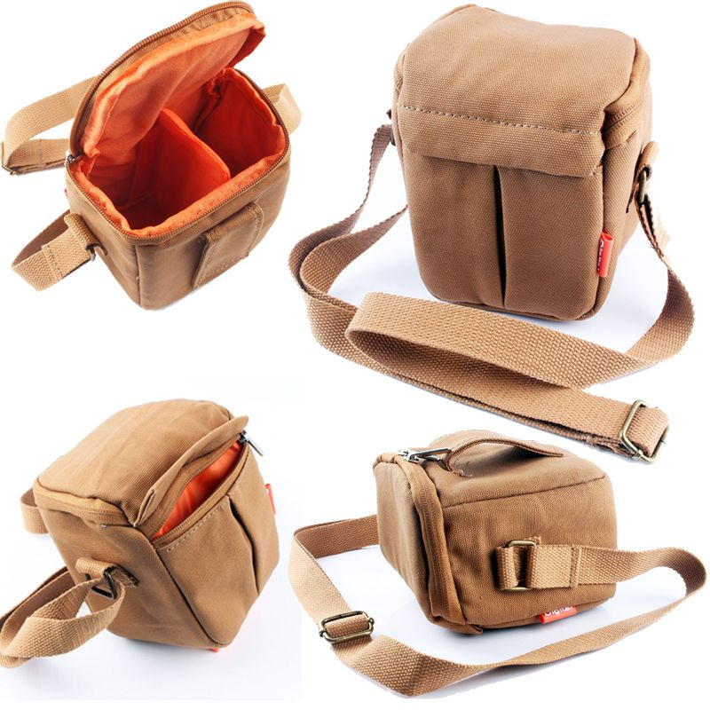 Camera Bag Case For Canon Powershot G7X G7XII G9X G1X Mark II G1 X2 SX170 SX730 SX700 SX610 SX400 SX410 G10 G11 G12 G15 G16