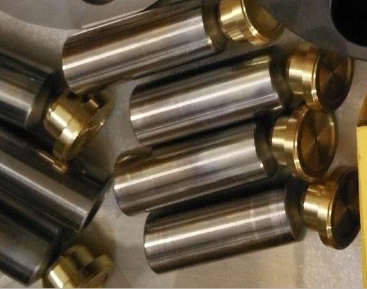 Reparatur kit hydraulische kolbenpumpe Teile für EATON VICKERS hydraulikpumpe PVH074 ersatzteile kolben schuh