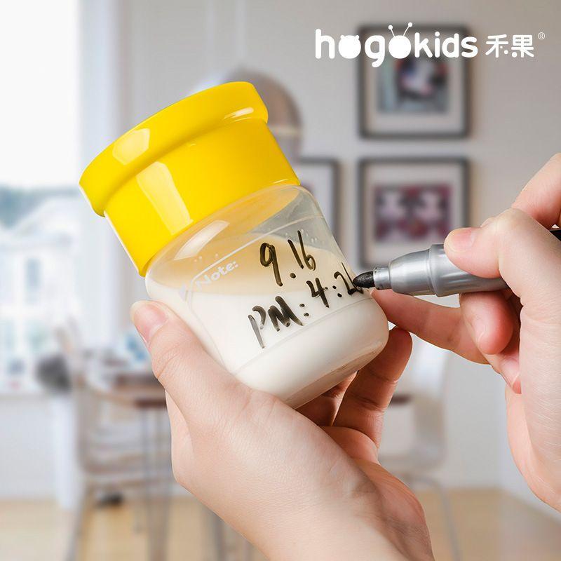 Ребенка грудным молоком Коллекция хранения бутылки широкий Средства ухода за кожей шеи с bpa бесплатная pp Хранение детского питания безопас...