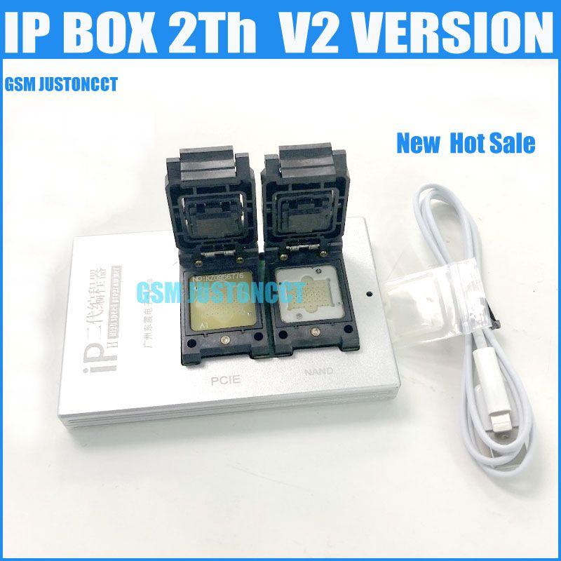 Die Neueste IP BOX V3 Für Iphone 4 ~ 7Plus's Ipad 3 ~ Ipad 2018 Unterstützung für für Iphone NAND und E3NAND Schreiben SN's WIFI BT's .....