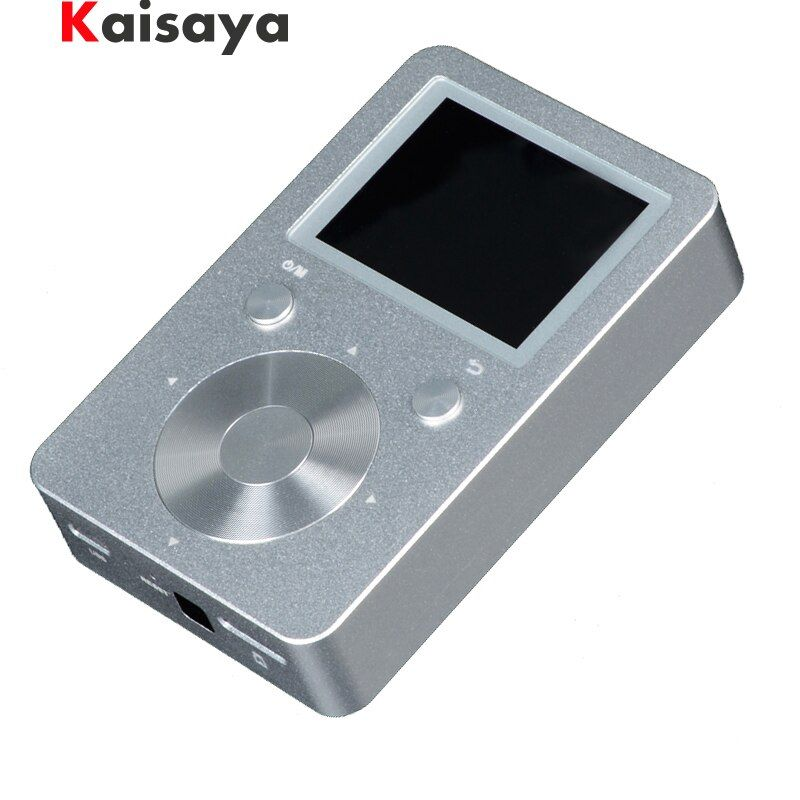 F.Audio FA1 HiFi Lossless Music Player With AK4497EQ DAC DSD Digital Audio Player DAP MP3 Player Comes With 32GB