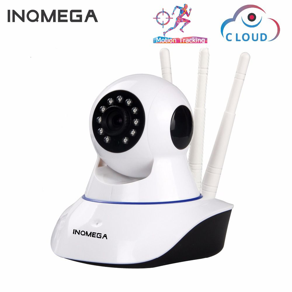 INQMEGA 1080 P Cloud caméra IP sans fil suivi automatique caméra de Surveillance de sécurité intérieure à domicile wifi CCTV réseau caméra bébé moniteur