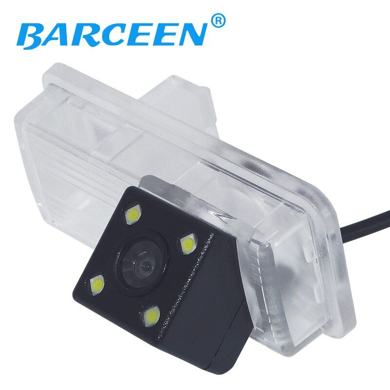 Factory Big Promotion HD Color CCD Car Rear View Reverse Backup Camera for Toyota Crown 2015 16  Free Shipping