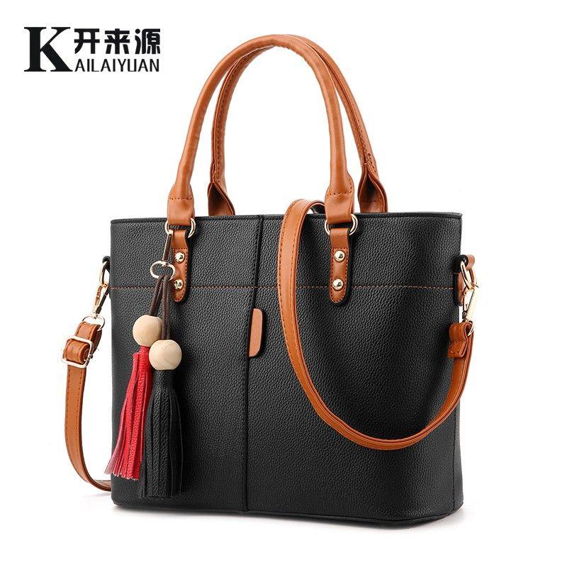 KLY 100% Echtem leder Frauen handtaschen 2019 Neue Neue tasche weiblichen Koreanischen mode handtasche Crossbody förmigen süße Schulter Handtasche