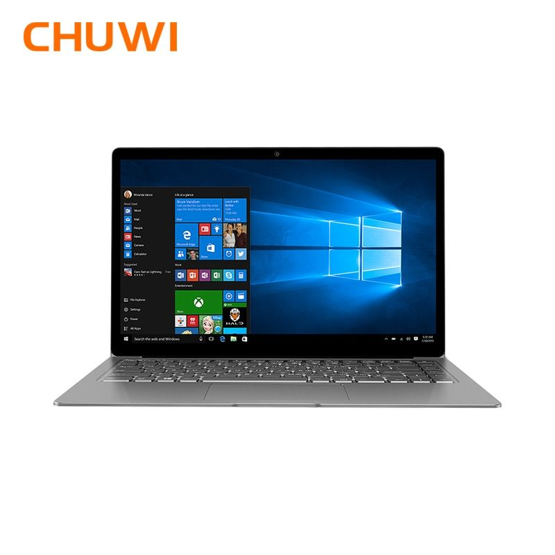 CHUWI LapBook Air 14.1 Inch Laptop Windows 10 Intel Apollo Lake N3450 Quad Core 8GB RAM 128GB ROM Notebook with Backlit Keyboard