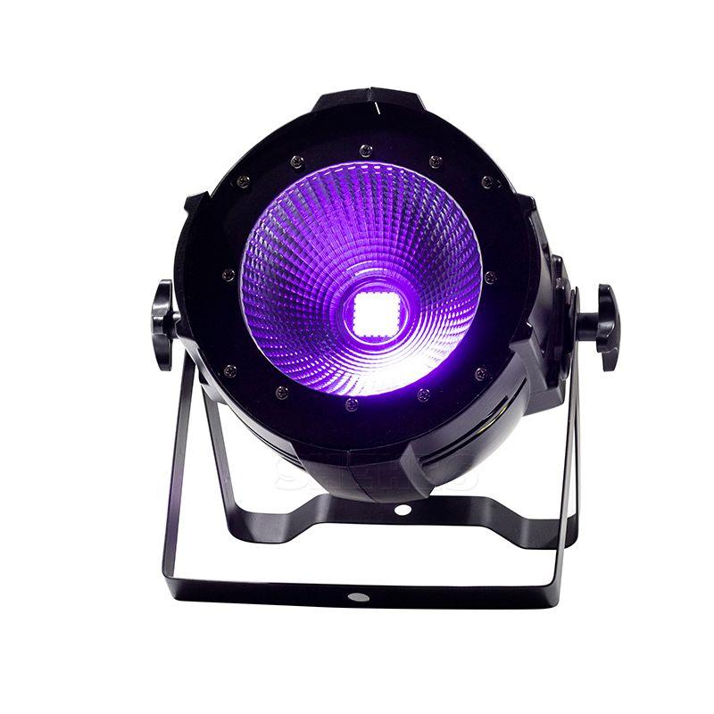 LED Par COB 200W Only Violet Strobe Stage Light DMX Controller Mobile Production Churches Professional Stage & Dj SHEHDS