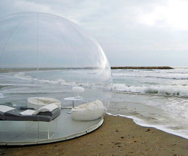 Outdoor Camping Aufblasbare blase zelt spielzeug zelt DIY Haus Dome Camping Lodge Air Blase