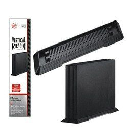 Simple Design Console Vertical Stand Mount Dock Holder Dock Mount Cradle For PS4 Pro Game Holder Accessories Black