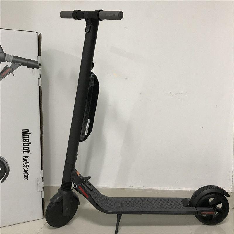 Original Ninebot KickScooter ES4 / ES2 Smart Electric Scooter Foldable 30 km/h Lightweight Hover Skate Board EU US RU Free Tax