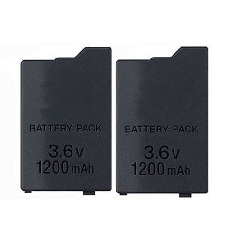 1200mAh 3.6V Rechargeable Battery Pack Replacement For Sony PSP2000 PSP3000 Console 1PCS