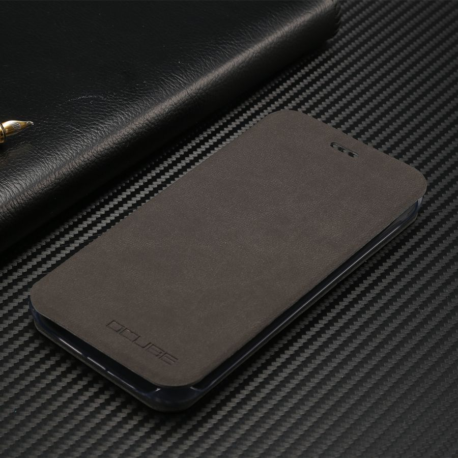 vernee thor case luxury pu leather cases and covers thor E flip case with stand function back cover original