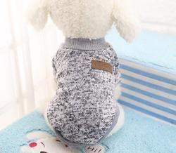 Venta caliente perro suéteres de moda con capucha ropa para perros deportes capucha Jumper perrito perros Ja para mascota grande perro grande capa XS-XXL