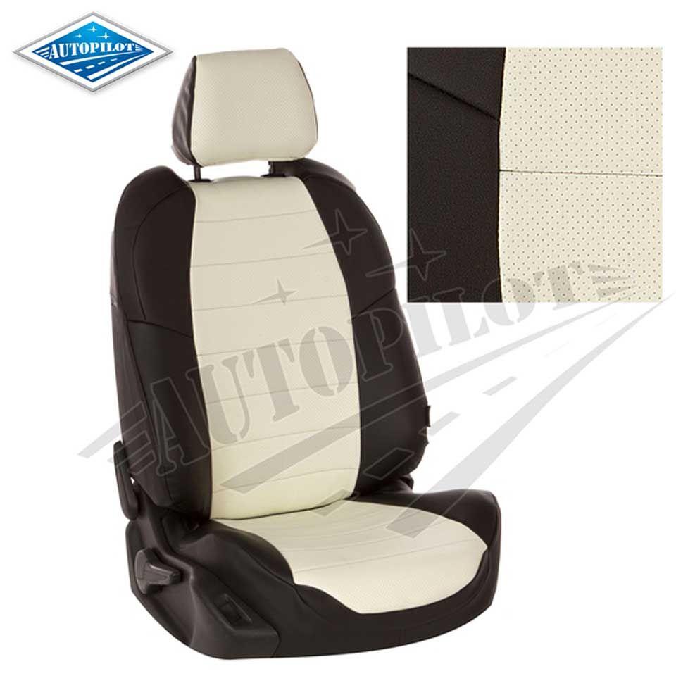 Für Nissan Almera G15 2013-2019 spezielle sitzbezüge mit separaten zurück sitze volle set Autopilot Eco-leder