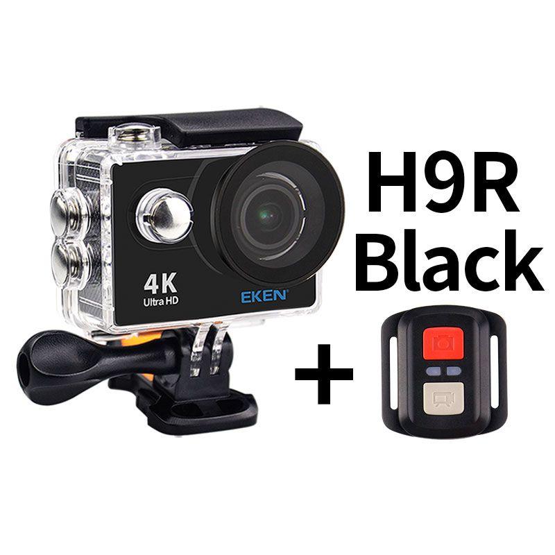 Original EKEN H9 / H9R Ultra 4K HD Wifi Action Camera waterproof 170D 1080p 60FPS underwater go underwater extreme pro sport cam