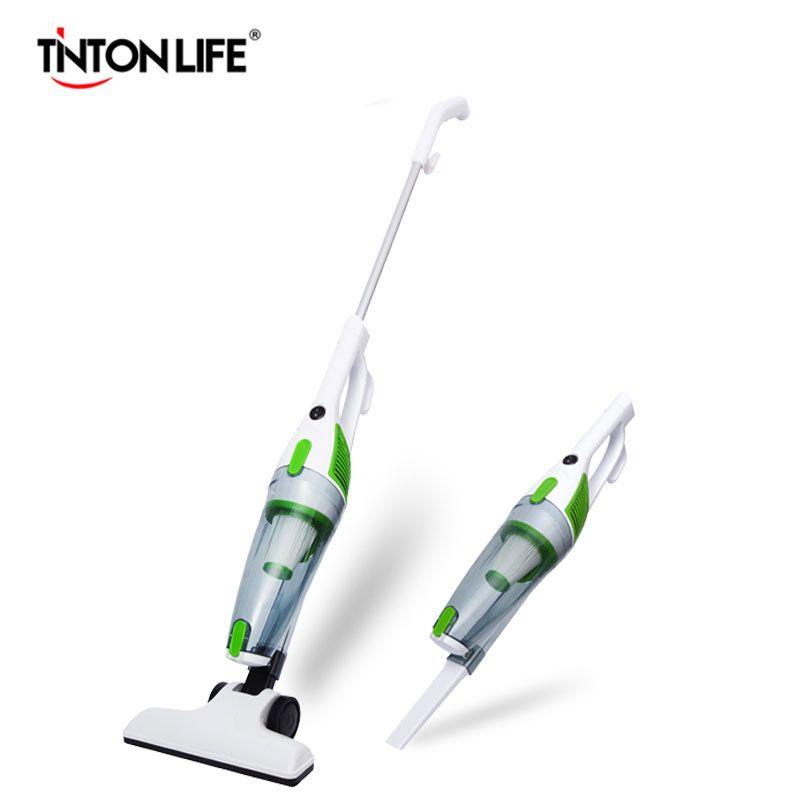 TINTON LIFE Ultra Quiet Mini Home Rod Vacuum Cleaner Portable Dust Collector Home Aspirator Handheld Vacuum Cleaner