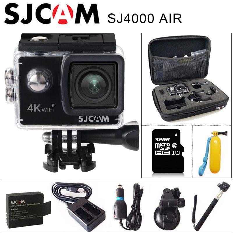 SJCAM SJ4000 AIR 4K Action Camera Full HD Allwinner 4K 30fps WIFI 2.0