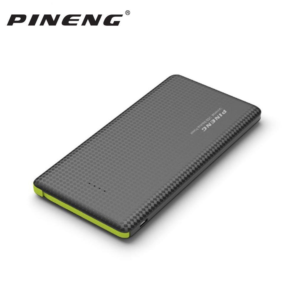PINENG 10000 mah Puissance Banque PN 951 Mobile PowerBank Portable Batterie Li-Polymère Chargeur avec Indicateur Pour iphoneX XR pn-951
