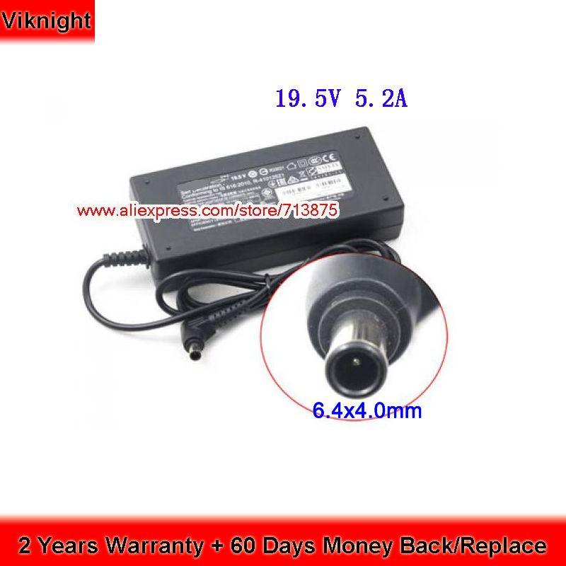 ACDP-100D01 19.5V 5.2A Ac Adapter For Sony KDL KDL-43W800C KDL50W829B KDL50W805B KDL-55W800B KDL42W829B
