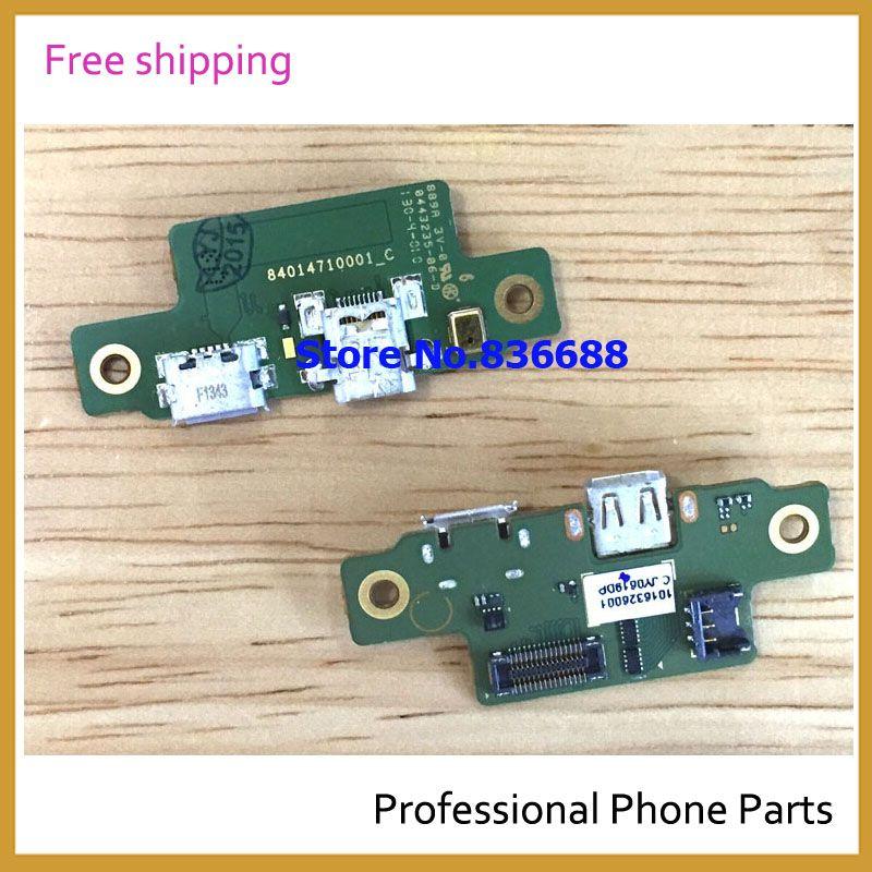 D'origine Pour Motorola Pour XOOM 2 MZ615 MZ617 Dock Connecteur Flex Câble USB Chargeur De Charge Port Livraison Gratuite + Suivi
