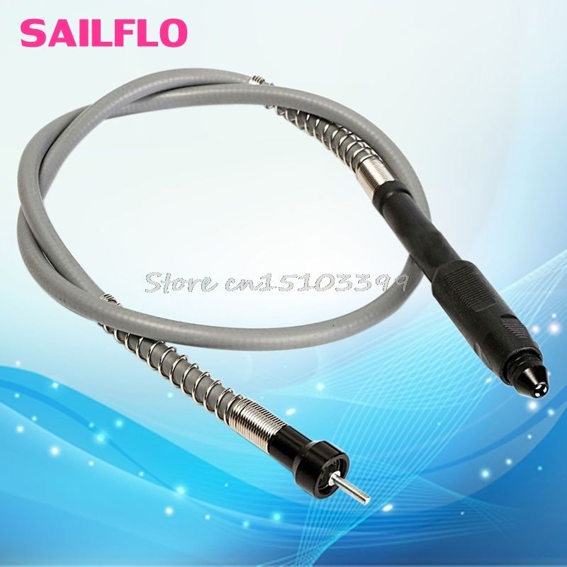Extension Cord Flexible Shaft Rotary Grinder Tool + M8 Keyless Chuck #G205M# Best Quality